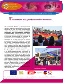 Boletin n° 2-2018: una marcha más, por los derechos humanos…