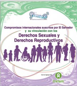 Compromisos internacionales suscritos por el salvador y su vinculación con los derechos sexuales y derechos reproductivos