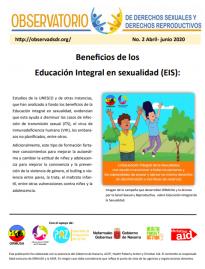 Boletin n° 2-2020 Educación Integral en sexualidad (EIS): prevención y auto cuido.