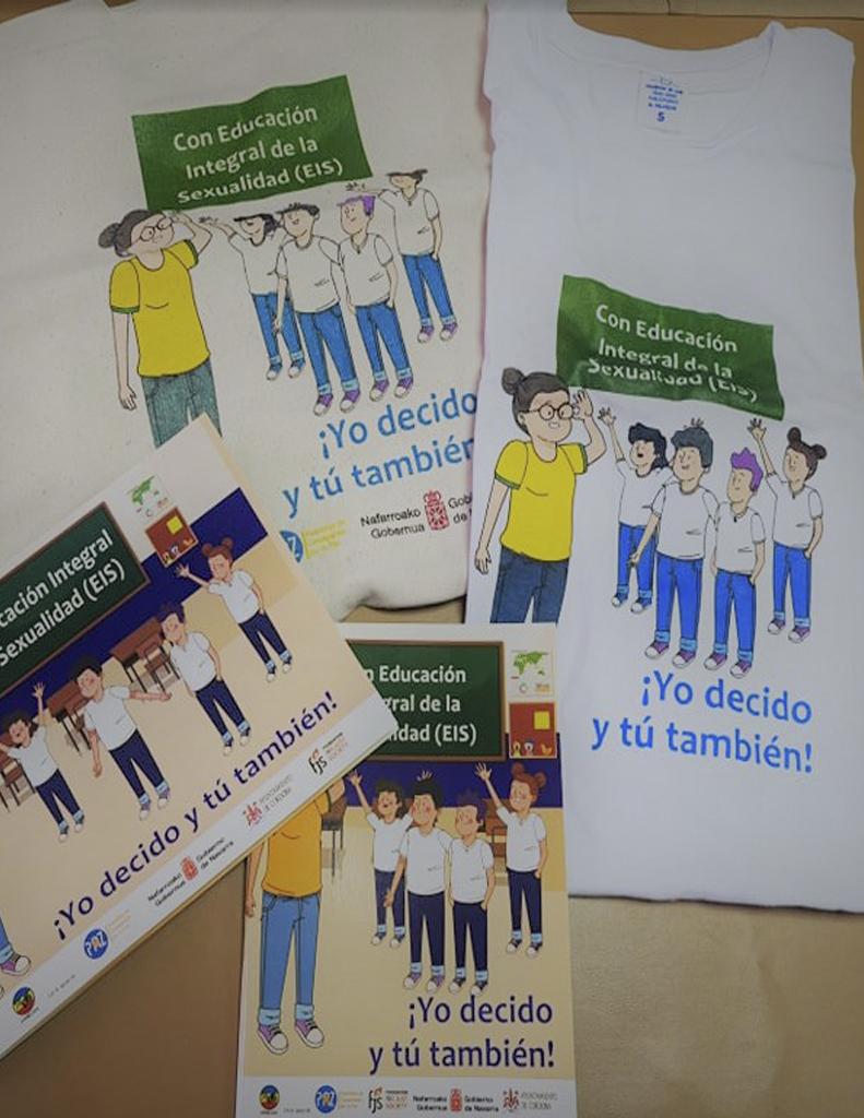Lee más sobre el artículo Campaña sobre Educación Integral en Sexualidad