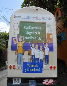 Lee más sobre el artículo Cuñas de campaña sobre Educación Integral en Sexualidad.