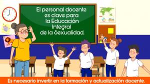 Spot Educación Integral de la Sexualidad 2020