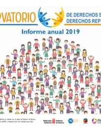 Informe anual 2019  Observatorio de los Derechos Sexuales y Derechos Reproductivos