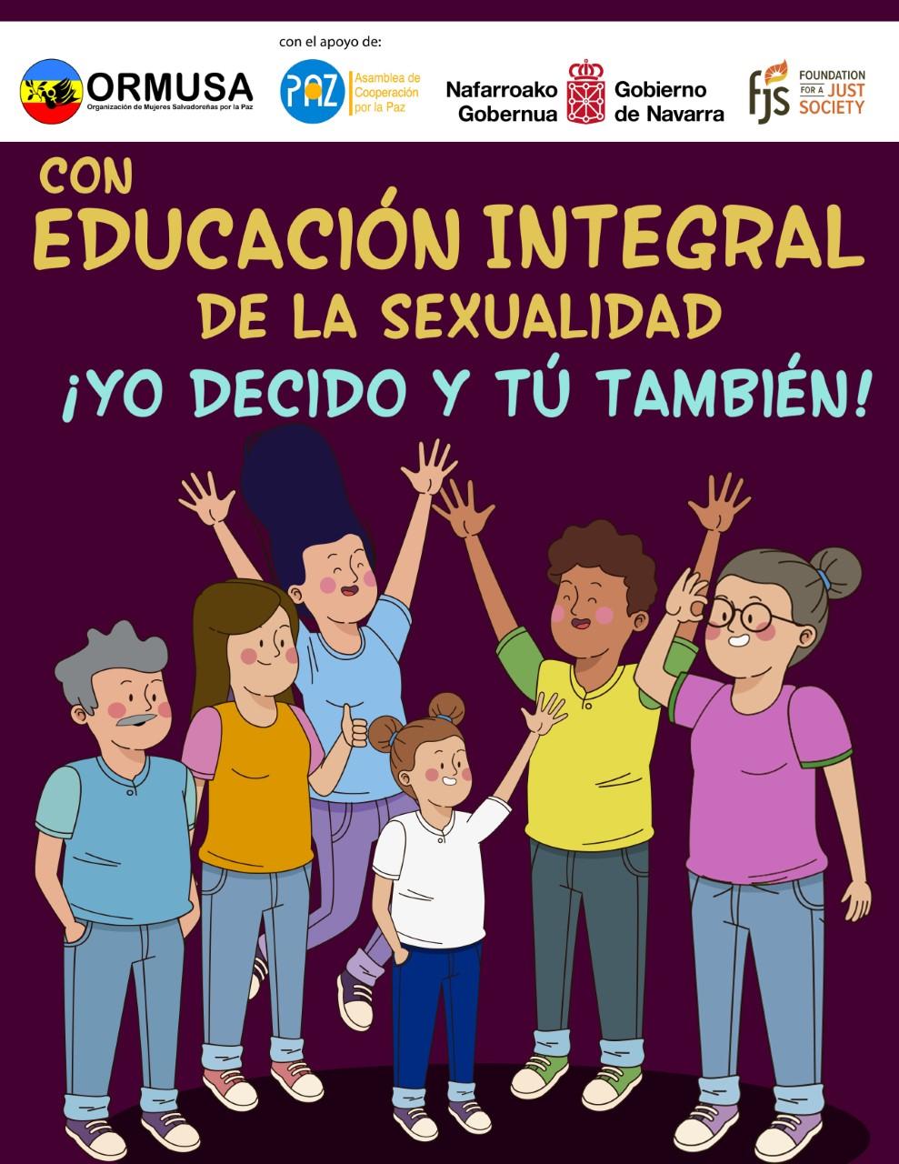 Lee más sobre el artículo Campaña de Educación Integral de la Sexualidad